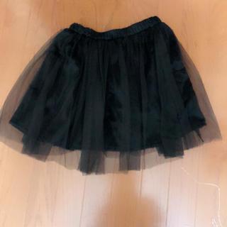 ジーユー(GU)のチュールスカート(ミニスカート)