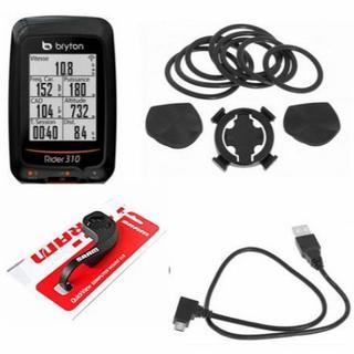 ■2018新品■ブライトン ライダー 310 GPSサイコン マウント付