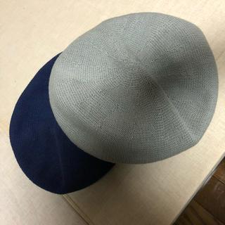 夏用ベレー帽(ハンチング/ベレー帽)