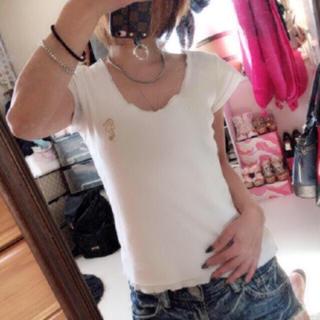 ジェイダ(GYDA)のGYDA幻のタツノオトシゴTシャツ(Tシャツ(半袖/袖なし))
