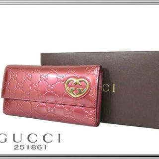 グッチ(Gucci)の本日ラスト GUCCI長財布(財布)