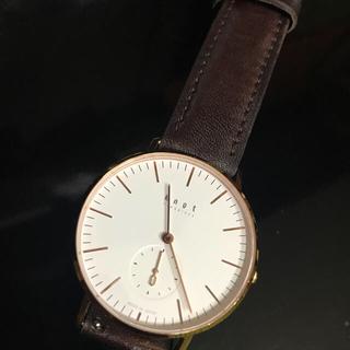 ノットノット(Knot/not)のknot腕時計(腕時計)