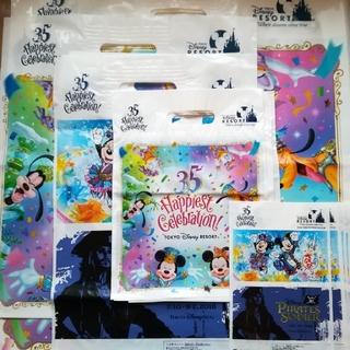 ディズニー(Disney)のディズニー ショップ袋☆ ショッパー 新品♡ Disney(ショップ袋)