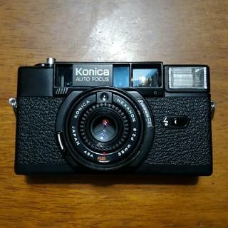 コニカミノルタ(KONICA MINOLTA)のKonica C35AF2(フィルムカメラ)