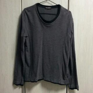 ニコル(NICOLE)の【古着】重ね着風カットソー(Tシャツ/カットソー(七分/長袖))
