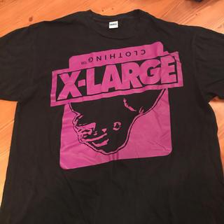 エクストララージ(XLARGE)のXLARGE upsidedown T(Tシャツ/カットソー(半袖/袖なし))