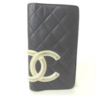 シャネル(CHANEL)の❤CHANEL❤長財布 財布 レディース 12番台(財布)