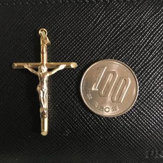 アヴァランチ(AVALANCHE)のシン様専用 Avalancheアバランチ10k クロス 十字架 トップ YG(ネックレス)
