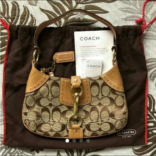コーチ(COACH)のcoach ポーチ 新品未使用(ポーチ)