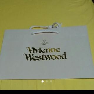 ヴィヴィアンウエストウッド(Vivienne Westwood)のヴィヴィアン♡ショップ袋(ショップ袋)