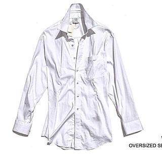 バレンシアガ(Balenciaga)のVetements オーバーサイズシャツ 確実正規品 購入金額123000円(シャツ)