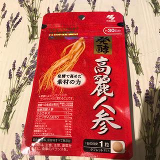 コバヤシセイヤク(小林製薬)の小林製薬の栄養補助食品 発酵高麗人参 30粒(その他)