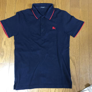 BURBERRY BLACK LABEL - バーバリーブラックレーベル ポロシャツ