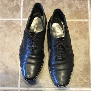 ジョルジオアルマーニ(Giorgio Armani)のGIORGIO ARMANI の革靴(ドレス/ビジネス)