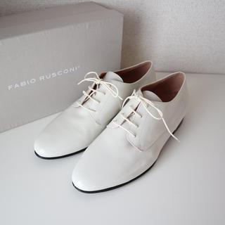 ファビオルスコーニ(FABIO RUSCONI)のFABIO RUSCONI レースアップ ドレスシューズ(ローファー/革靴)
