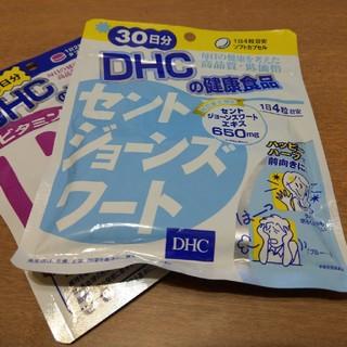 ディーエイチシー(DHC)のセントジョーンズワート、ビタミンBミックス(ビタミン)