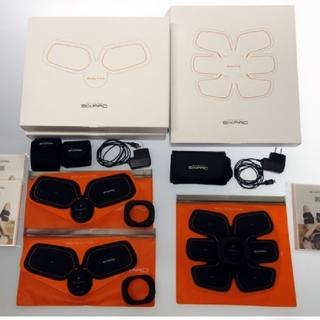 シックスパッド(SIXPAD)の[送料無料]充電式シックスパッド AbsFit2&Twin BodyFit2(トレーニング用品)