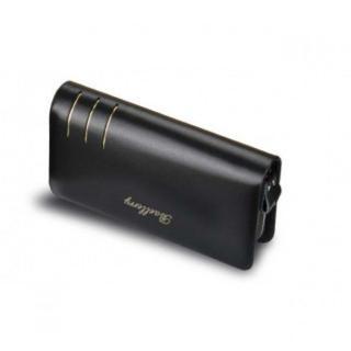 新品 メンズ Baellery PUレザー 長財布 セカンドバッグ ブラック 黒(長財布)