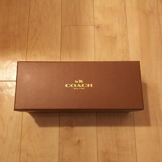 コーチ(COACH)のCOACH サンダルボックス(ショップ袋)