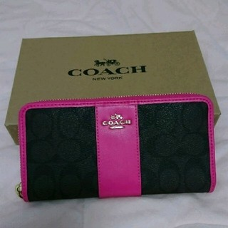 コーチ(COACH)のコーチ 長財布(長財布)