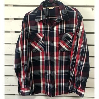 リーバイス(Levi's)の値下げ!levi's  ネルシャツ size L (シャツ)