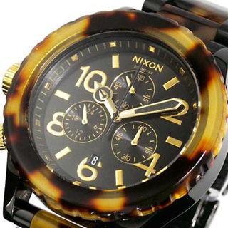 ニクソン(NIXON)のニクソン ウォッチ 《新品》 正規品 A037-679 べっ甲(腕時計)