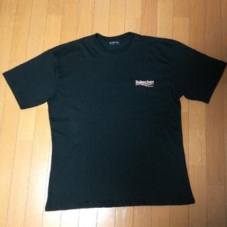 バレンシアガ(Balenciaga)のBALENCIAGA  tシャツ (Tシャツ/カットソー(半袖/袖なし))