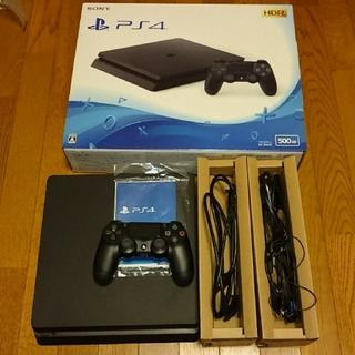 プレイステーション4(PlayStation4)のPS4 ソフト付き(家庭用ゲーム本体)