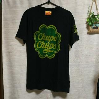 シマムラ(しまむら)のプリントTシャツ チュッパチャプス(Tシャツ(半袖/袖なし))