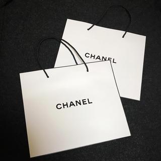 シャネル(CHANEL)のシャネルショップ袋(ショップ袋)