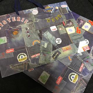 ヒステリックグラマー(HYSTERIC GLAMOUR)のヒステリックグラマーショップ紙袋(ショップ袋)