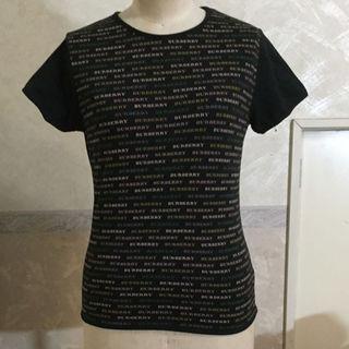 バーバリー(BURBERRY)のバーバリーのTシャツ(その他)