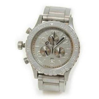 ニクソン(NIXON)の✨激安 新品✨ニクソン ウォッチ A037-1033 レディース シルバー(腕時計)