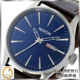 ニクソン(NIXON)の✨数量限定価格‼✨ ニクソン メンズ腕時計 セントリーレザー A105-1524(腕時計(アナログ))