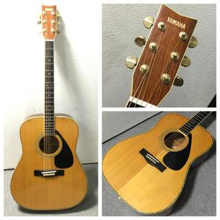 ヤマハ(ヤマハ)の【送料込】日本製ヤマハ アコースティックギター(アコースティックギター)