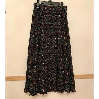 スライ(SLY)のSLY☆プリーツスカート(ロングスカート)