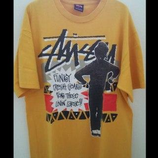 ステューシー(STUSSY)のstussy Tシャツ(その他)