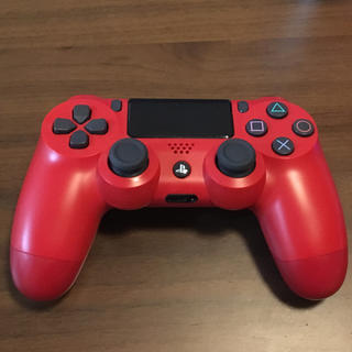 プレイステーション4(PlayStation4)のPS4 純正コントローラー(家庭用ゲーム本体)