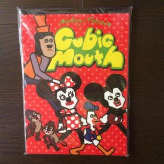 ディズニー(Disney)のディズニー B5 レターパッド 便箋 手紙 メモ A柄 Disney ミッキー (ノート/メモ帳/ふせん)
