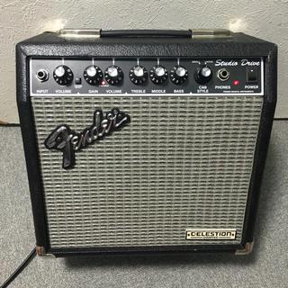 フェンダー(Fender)の【送料込】Fender ギターアンプ 小型(ギターアンプ)