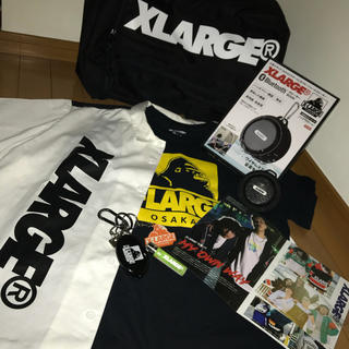 エクストララージ(XLARGE)のXLARGE カッターシャツ ワークシャツ(Tシャツ/カットソー(半袖/袖なし))