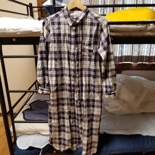 ライトオン(Right-on)のチェックシャツ(シャツ/ブラウス(長袖/七分))