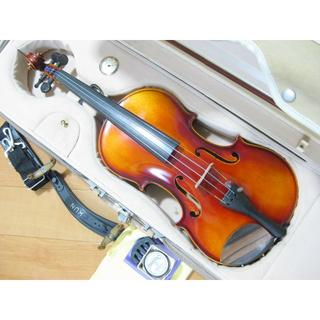 スズキ(スズキ)の【極上品】 国産オールドバイオリン SUZUKI 特No.2 4/4(ヴァイオリン)