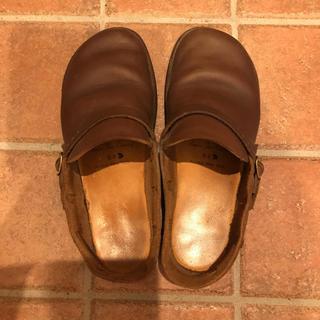 ネストローブ(nest Robe)のオーロラシューズ  美品(ローファー/革靴)