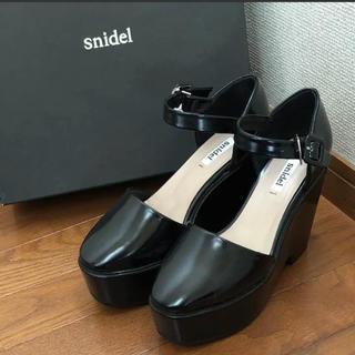 snidel - snidel スナイデル ヒール パンプス♡