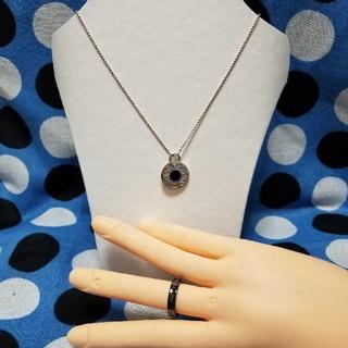 ティファニー(Tiffany & Co.)のTIFFANY⚫ネックレス&リング(8号)⚫(リング(指輪))