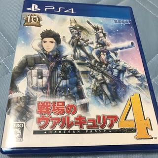 プレイステーション4(PlayStation4)のps4 戦場のヴァルキュリア4(家庭用ゲームソフト)