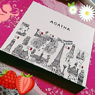 アガタ(AGATHA)の✿ AGATHA フィッティングタッチメイクアップキットEX(ファンデーション)