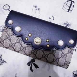 グッチ(Gucci)のGUCCI GGスプリーム長財布(財布)
