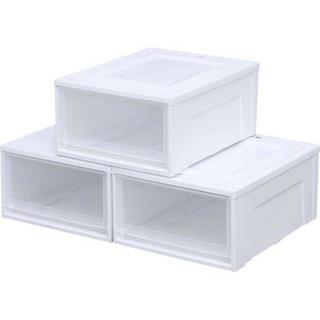 【残り2点♪】収納ボックス クローゼット 3個 セット(ケース/ボックス)